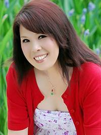 Asian woman Yuan from Wuhan, China
