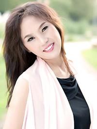 Asian woman Guilan from Wuhan, China