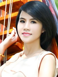 Asian woman Minh Thao (Guilia) from Ho Chi Minh City, Vietnam
