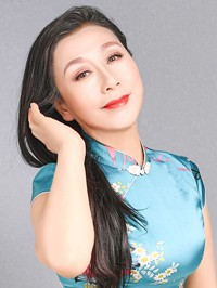 Asian lady Fengqin (Babbie) from Guangdong, China, ID 49587
