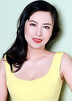 Asian lady Qi (Fannie) from Shenyang, China, ID 49591
