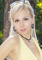 Russian single Yuliia from Kiev, Ukraine