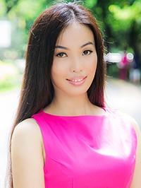 Asian woman Hua from Nanning, China