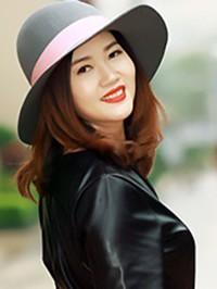 Asian woman Yanping from Nanning, China