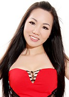 Asian lady Fengzhen from Nanning, China, ID 49753