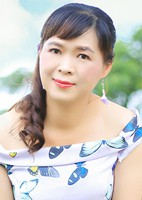 Asian lady Wenli (Rebekah) from Nanning, China, ID 49766