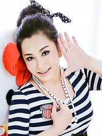 Asian Bride Xia (Summer) from Nanning, China