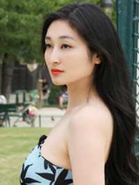 Asian woman Liang from Henan, China