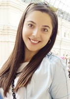 Russian single Olesya from Lugansk, Ukraine