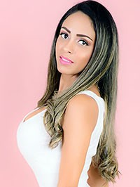 Latin single woman Lucila Maryori from Medellín, Colombia