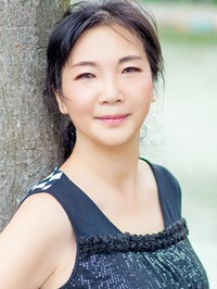 Asian lady Wei from Nanning, China, ID 49989