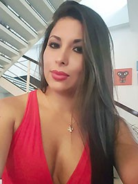 Latin woman Diana Vanessa from Santiago de Cali, Colombia