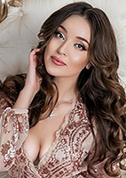 Russian single Ksenia from Kiev, Ukraine