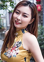 Asian lady JiaYi from Nanchang, China, ID 50204