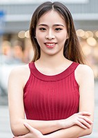 Asian lady Sixin from Nanchang, China, ID 50206