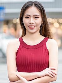 Asian woman Sixin from Nanchang, China