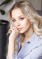 Single Ulyana from Minsk, Belarus