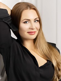 Russian Bride Ilona from Kiev, Ukraine