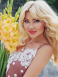 Russian Bride Larisa from Donetsk, Ukraine