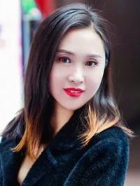 Asian woman Hua from Henan, China