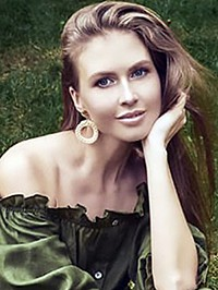 Single Alexandra from Novomoskovsk, Ukraine