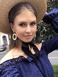 Russian woman Alexandra from Novomoskovsk, Ukraine