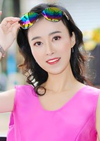 Asian lady Yucan from Xinyang, China, ID 50457
