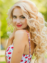 Russian single woman Olga from Dnepropetrovsk, Ukraine