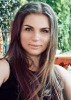 Russian single Ludmila from Nikopol`, Ukraine