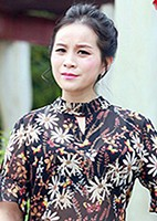 Asian lady Yanfang from Shanghai, China, ID 50643