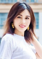 Asian lady XiaoFang from Shangqiu, China, ID 50687