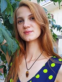 Russian woman Evgeniya from Nikolayev, Ukraine