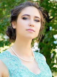 Russian woman Daria from Kharkiv, Ukraine