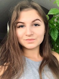 Russian woman Anastasia from Kharkiv, Ukraine
