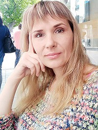 Russian woman Inna from Donetsk, Ukraine
