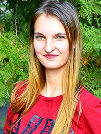 Russian woman Nadezhda from Kherson, Ukraine