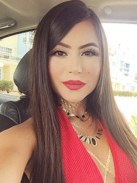 Latin single woman Oriana from Caracas, Venezuela