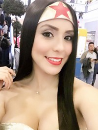 Latin woman Natasha Carolina from Caracas, Venezuela