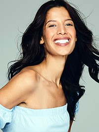 Latin woman Alesandra Danielle from houston, United States