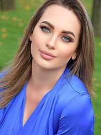 Russian woman Evgeniya from Kharkov, Ukraine