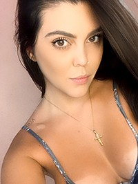 Latin woman Sharon Nicole from Santiago, Panama
