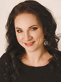 Russian woman Elizaveta from Zaporozhye, Ukraine