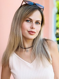 Russian woman Ekaterina from Kharkiv, Ukraine
