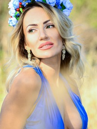 Russian Bride Elena from Berdyansk, Ukraine