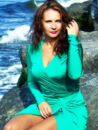 Russian Bride Alla from Nikolaev, Ukraine