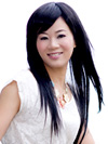 Asian single woman Jiawei from Beihai, China