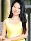Asian woman Qin from Nanning, China