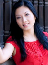 Asian single woman Li from Nanning, China