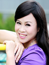 Asian woman XiuYing from Nanning, China