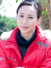 Asian Bride Sheng from Nanning, China
